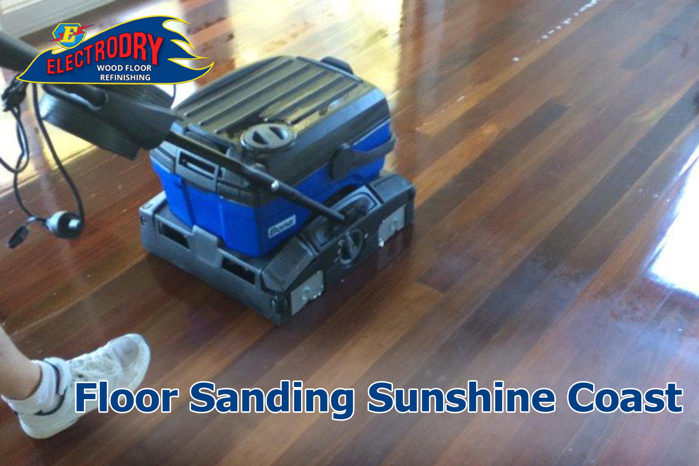 Floor Sanding Sunshine Coast